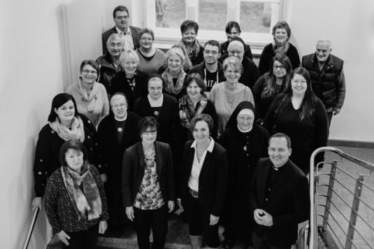 Mitarbeiter des Priesterseminars