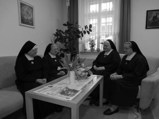 Schwestern im Priesterseminar Regensburg