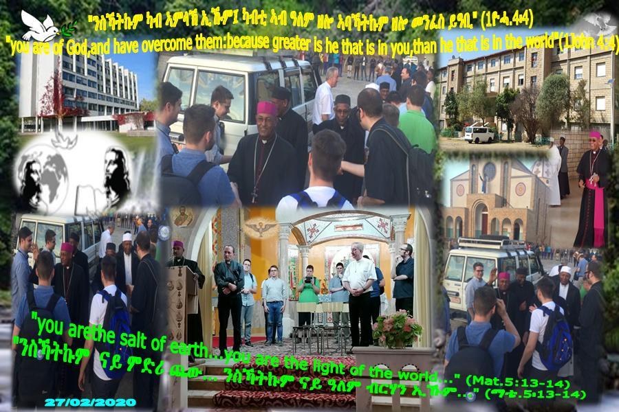 Poster-Regensburg Semianry Group Visit-270220